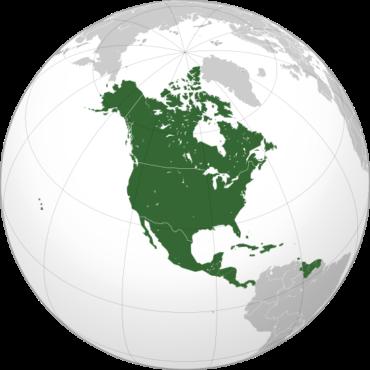 Centroamérica, Norteamérica y Caribe